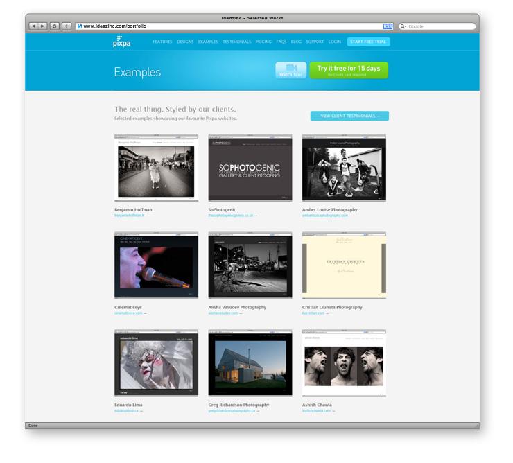 Building a Platform for Creative Professionals