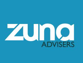 Zuna Advisors gets a brand identity